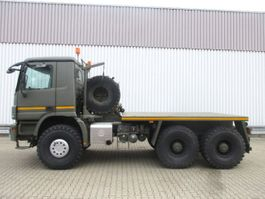 cab over engine Mercedes-Benz Actros 3344 AS 6x6 RHD Actros 3344AS 6x6 Euro5 RHD
