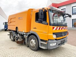 other trucks Mercedes-Benz Atego 1324 4x2 Atego 1324 4x2, Kehrmaschine Explorer 8 2008