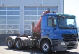 other construction machine Andere Actros 2641 LS 6x4 Actros 2641 LS 6x4 mit Kran MKG HLK 161 2007