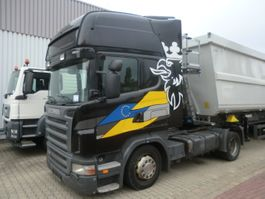 cab over engine Scania R420 4x2 R420 4x2 Lowliner, Twin Tec Rußfilterkat 2006