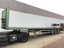 flatbed semi trailer General Trailers SYY3FP SYY3FP Plattformauflieger, Liftachse 2000