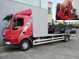 container truck Renault Midlum 220 DXi 4x2 Midlum 220 DXi 4x2 Klima/R-CD 2009