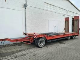 lowloader trailer Nooteboom ASD -28 ASD-28, 3-Achs 30 to Ges.Gew. 1993