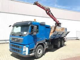 other construction machine Andere FM 450 6x4 FM 450 6x4 mit Bordmatik und Heckkran Penz 11LR8,20 2010