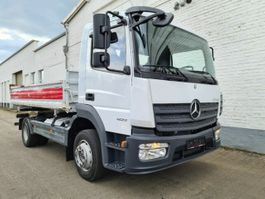 tipper truck > 7.5 t Mercedes-Benz Atego 1223 3 K /4x2 Atego 1223 K, 2 x AHK, Meiller 3-Seiten 2015