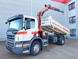other construction machine Scania P230 CB 4x2 P230 CB 4x2 mit Kran Palfinger PK 11001 2012