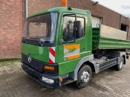 tipper truck > 7.5 t Mercedes-Benz Atego 815 K 4x2 Atego 815 K 4x2 Schwingsitz 1999