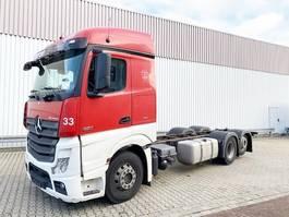 chassis cab truck Mercedes-Benz Actros 2545 L 6x2 Actros 2545 L 6x2, StreamSpace, Liftachse, Bi-Xenon 2012