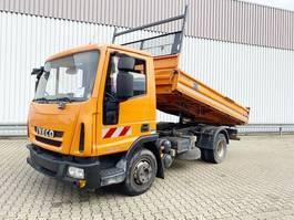 tipper truck > 7.5 t Iveco EuroCargo ML ML80E18 K 4x2 EuroCargo ML80E18 K 4x2, EEV-Motor 2013