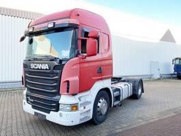 cab over engine Scania R440 LA 4x2 R 440 LA 4x2 Standheizung/Klima 2011
