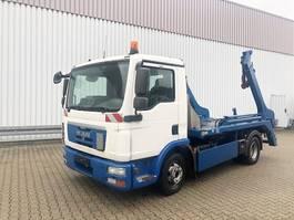 container truck MAN TGL 12 4x2 BB TGL 12.250 4x2 BB Klima/eFH. 2011