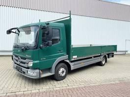platform truck Mercedes-Benz Atego 816 4x2 Atego 816 4x2 Umweltplakette grün 2013