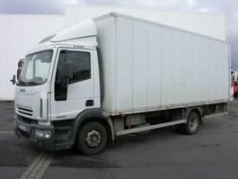 closed box truck Iveco EuroCargo 120 120E/21 EuroCargo 120E/21 Klima/eFH. 2003