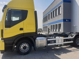 chassis cab truck Iveco Stralis 480 Stralis 6x2 Autom./Klima/Tempomat 2014