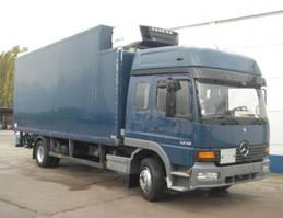 other trucks Mercedes-Benz Atego 1218 1218L 4x2 Standheizung/Klima/Tempomat/eFH. 2003