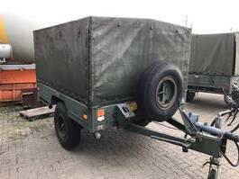 drop side full trailer Andere SARIS Wassertank-Anhänger SARIS Wassertank-Anhänger 8x vorhanden! 1988
