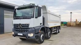 tipper truck > 7.5 t Mercedes-Benz Arocs 4142 8x4 Klima/Tempomat/eFH./Radio 2016