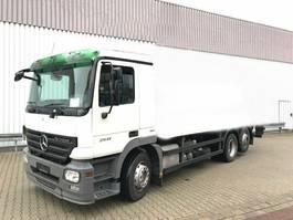 chassis cab truck Mercedes-Benz Actros 2541 L 6x2 Actros 2541 L 6x2 mit Lift-/Lenkachse 2008