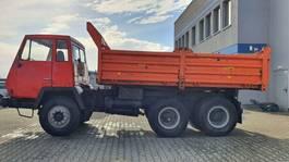 LKW Kipper > 7.5 t Steyr Andere 1491 6x4 SHD 1975