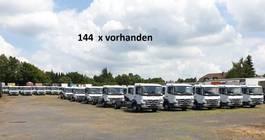 chassis cab truck Mercedes-Benz Atego 818 L 4x2 Atego 818 L 4x2, 144 x VORHANDEN!