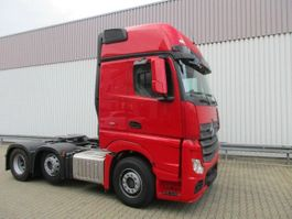 cab over engine Mercedes-Benz Actros 2545 2545LS 6x2/2 Actros 2545LS 6x2/2 Giga Space 2013