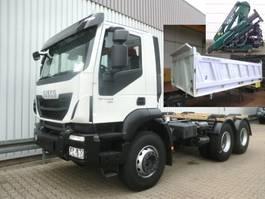 other construction machine Andere Trakker AD260T41 6x4 Trakker AD260T41 6x4 mit Kran