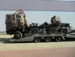 chassis cab truck MAN TGS 33 6x6 BB Klima/Tempomat/eFH./Radio 2011