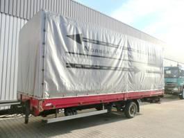 drop side full trailer Andere SDAH Plane u. Spriegel FREYTAG, 1 . Achse fehlt !!! 2001