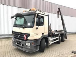 container truck Mercedes-Benz Actros 2541 L 6x2/4 Actros 2541 L 6x2/4 mit Vorlauflenk-/Liftachse 2005