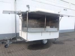 other car trailers Andere 1800 V - Imbissanhänger Imbissanhänger, neu aufgebaut, 1 x genutz... 2006