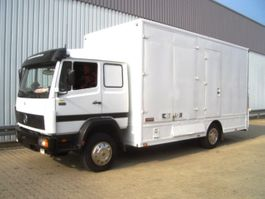 Viehtransporter-LKW Andere L 1117 4x2 NSW/Umweltplakette Rot 1997