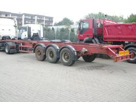 other semi trailers Andere SAnh Container Chassis 2002