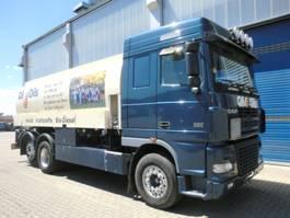 tank truck DAF XF 95 6x2 Standheizung/Autom./Klima/Tempomat 2005