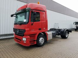 chassis cab truck Mercedes-Benz Actros 1848 4x2 Actros 1848 4x2 Standheizung/NSW