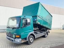 tipper truck > 7.5 t Mercedes-Benz Atego 815 K 4x2 Atego 815 K 4x2 Getreidekipper 1999