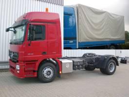 platform truck Mercedes-Benz Actros 1848 4x2 Actros 1848 4x2 Standheizung/NSW