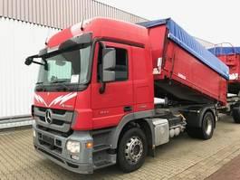 tipper truck > 7.5 t Mercedes-Benz Actros 1844 L 4x2 Actros 1844 L 4x2, EEV, Retarder, Getreidekipper 2010