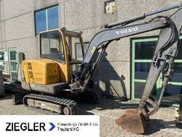 mini digger crawler Volvo EC 35 Bagger Onlineauktio 2001