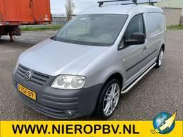 closed lcv Volkswagen caddy maxi airco tdi 102pk 2010