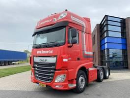 cab over engine DAF XF 440 SSC / 6X2 / Euro 6 / NL Truck 2016
