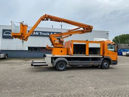 mounted boom lift truck Mercedes-Benz Atego 1218 ATEGO 1218 2005