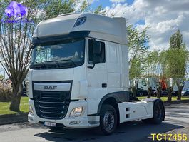 cab over engine DAF XF 510 Euro6 Euro 6 INTARDER 2016