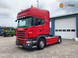 cab over engine Scania R480 Euro 6 Retarder NL truck 2013