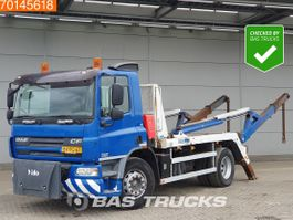 container truck DAF CF 75 4X2 NL-Truck Euro 5 2008