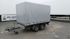 tilt car trailer Anssems A-S2000VV 1988