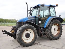 farm tractor New Holland TS90 - Excellent Working Condition / CE 2003