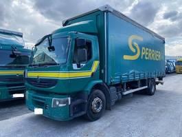sliding curtain truck Renault Premium 280 PREMIUM 280 DXI 2007