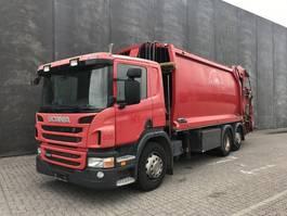Müllwagen Scania P 320LB6X2*4 Refuse Collector 2012