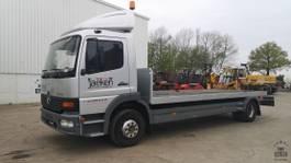 closed box truck Mercedes-Benz Atego 1223 1223L 2000