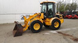 wheel loader JCB 407B 2000